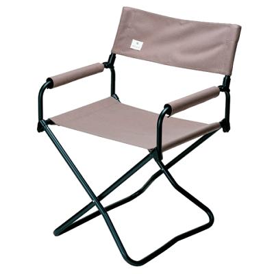 SNOW PEAK LV-077GY 折疊椅 寬版灰
