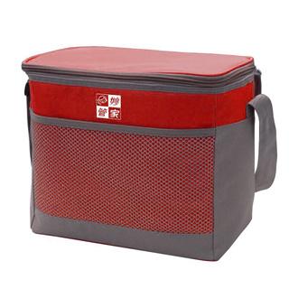 Grizzly灰熊保溫/保冷袋9L紅色 GLB-900R