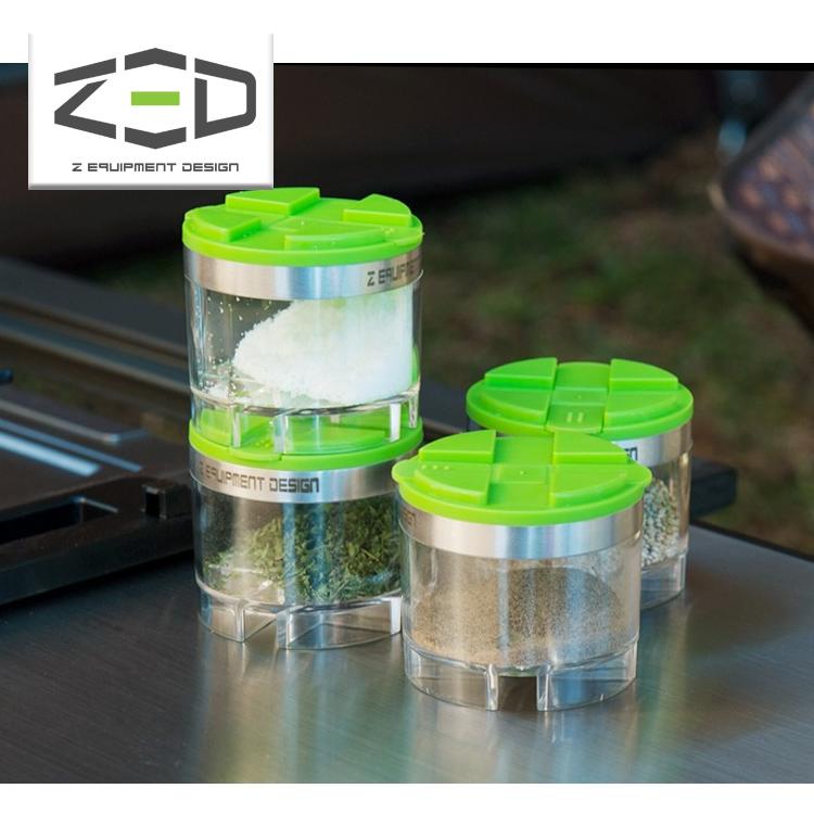 ZED 迷你調味罐收納組 ZCACC0102 【4入】
