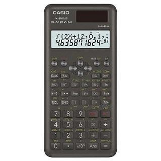 【CASIO】工程用標準型計算機-第2代(FX-991MS-2)