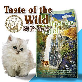 海陸饗宴》洛磯山鮭魚鹿肉愛貓無穀配方 7公斤(7kg)