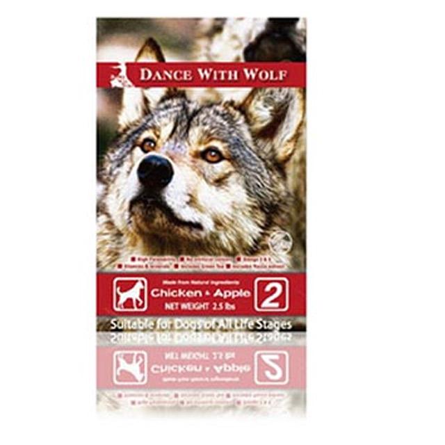 澳洲 荒野饗宴之與狼共舞 -14.5磅 《農場雞肉蘋果》犬用飼糧