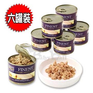 海洋之星FISH4DOGS挪威鯖魚馬鈴薯主食犬罐185g(六罐裝)