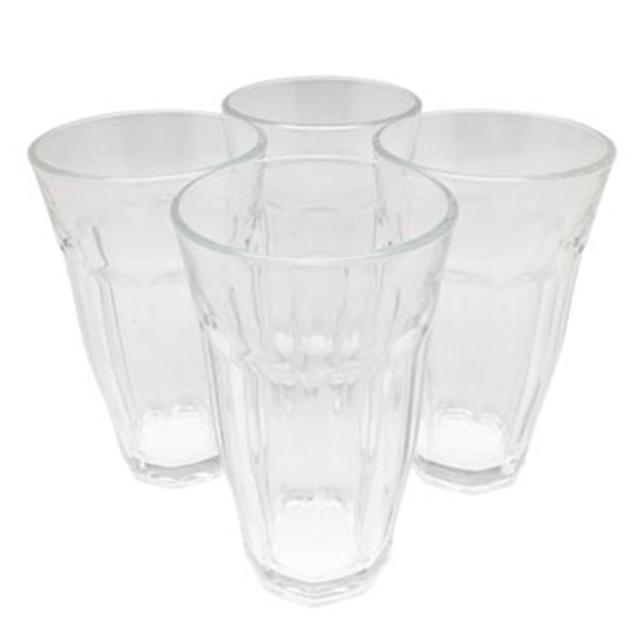 (高)玻璃水杯4入裝