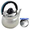 【泉光牌】高級笛音不鏽鋼茶壺(9L)