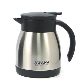 AWANA魔法咖啡壺500ml(不鏽鋼色)