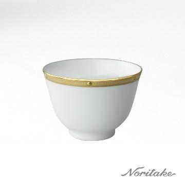 【Noritake】文藝復興金邊骨磁茶杯130cc