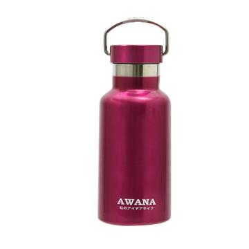 AWANA-手提式運動瓶350ML(桃紅)