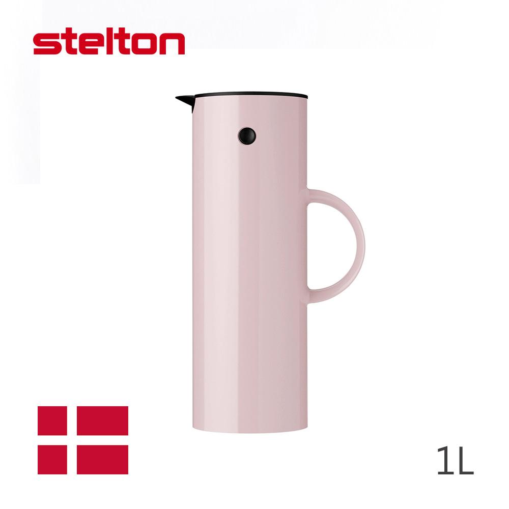 【Stelton】啄木鳥真空保溫壺/薰衣草粉