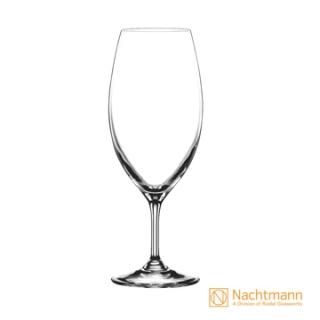 【德國精品】NACHTMANN 美食家啤酒水晶玻璃杯-Gourmet 2000