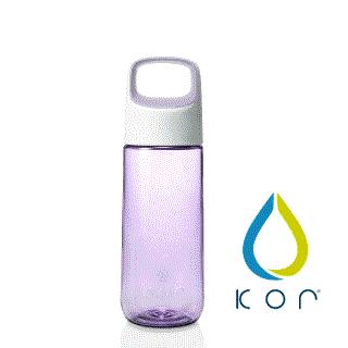KOR water 水瓶-Aura 500ml-薰衣草紫