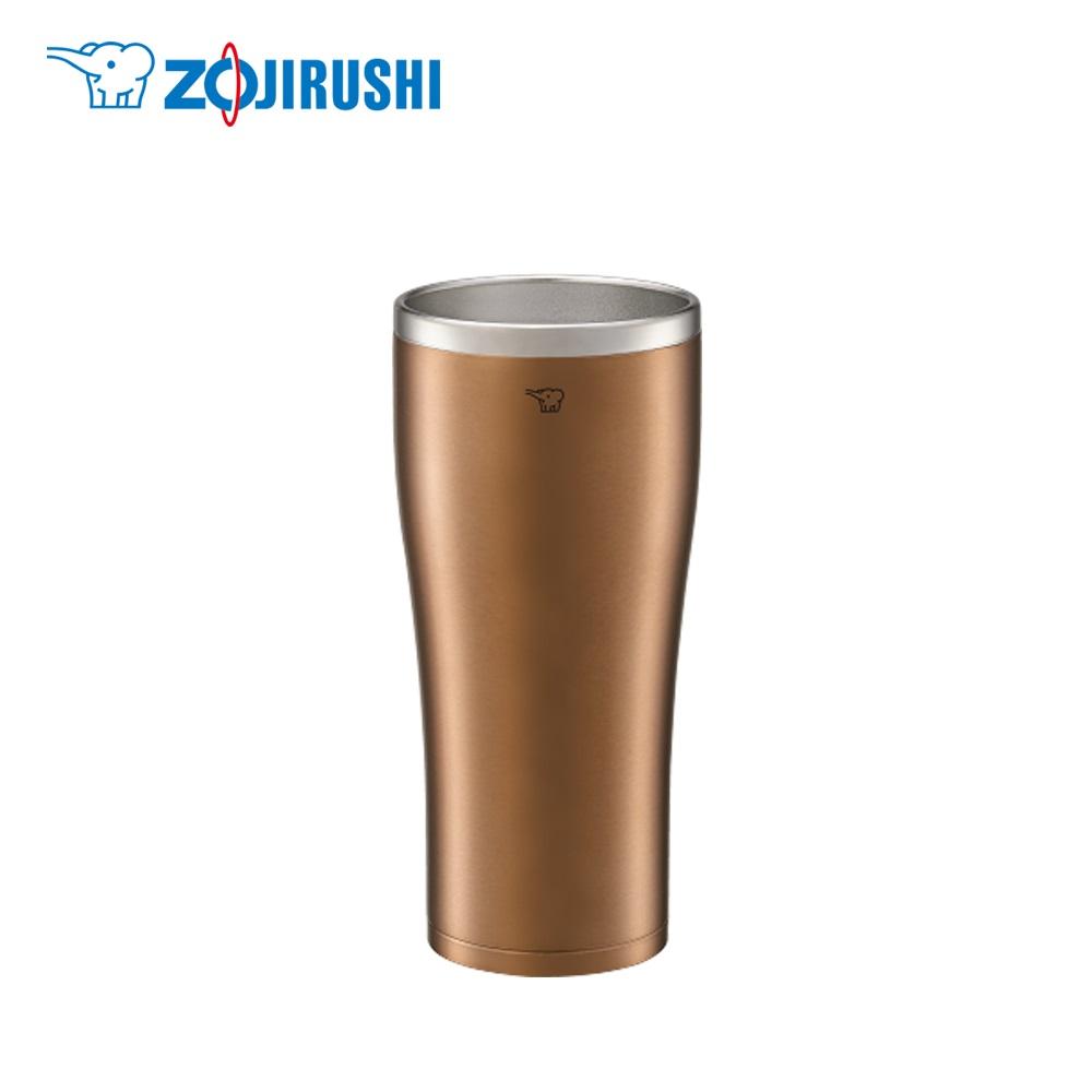 象印*0.6L*不銹鋼真空保温杯(SX-DN60)-古銅金(NC)-(內附中文標示)
