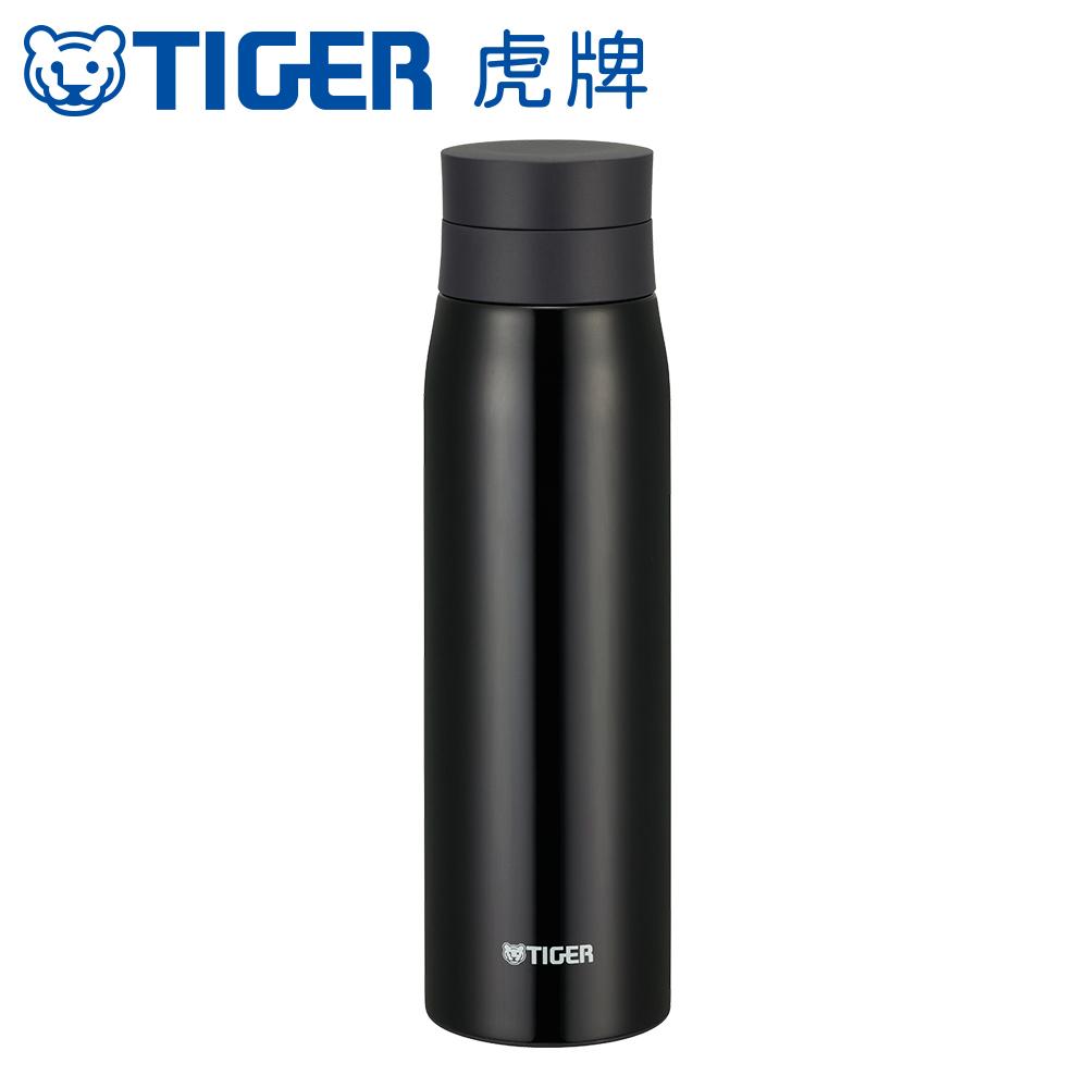 TIGER虎牌 600cc極輕量夢重力保溫保冷杯 (MCY-A060)時尚黑