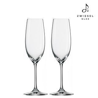 [SCHOTT ZWIESEL]德國蔡司 IVENTO 香檳杯 228ml (2入組)