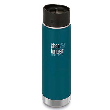 美國Klean Kanteen寬口保溫鋼瓶591ml-海王星