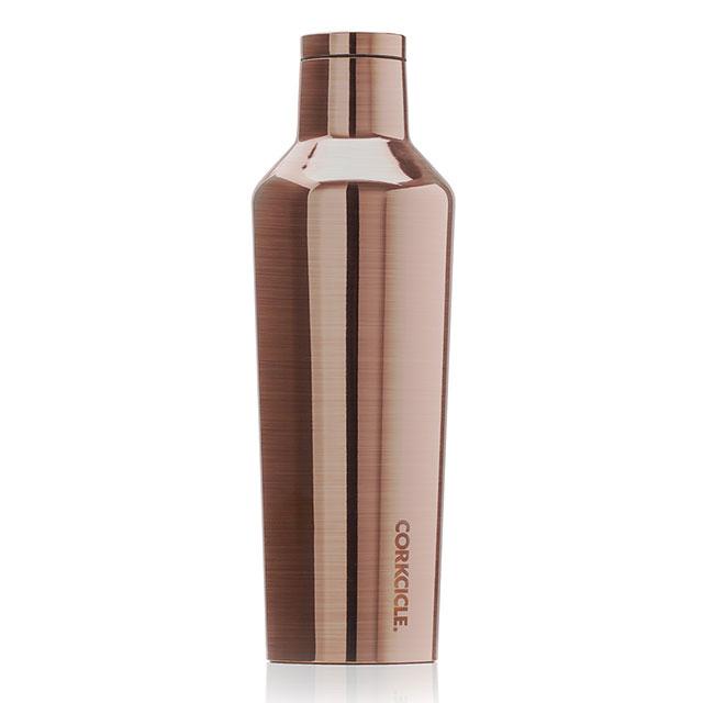 CORKCICLE 酷仕客Metallic系列三層真空易口瓶470ml (古銅)
