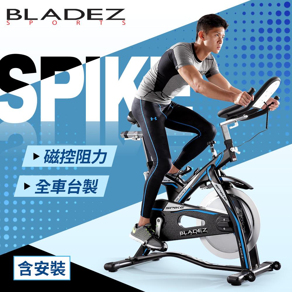 【BLADEZ】SPIKE雙合金飛輪車