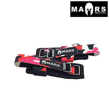 MARS 專業拉力帶 紅 M
