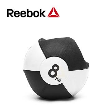 Reebok 雙握把藥球 8KG