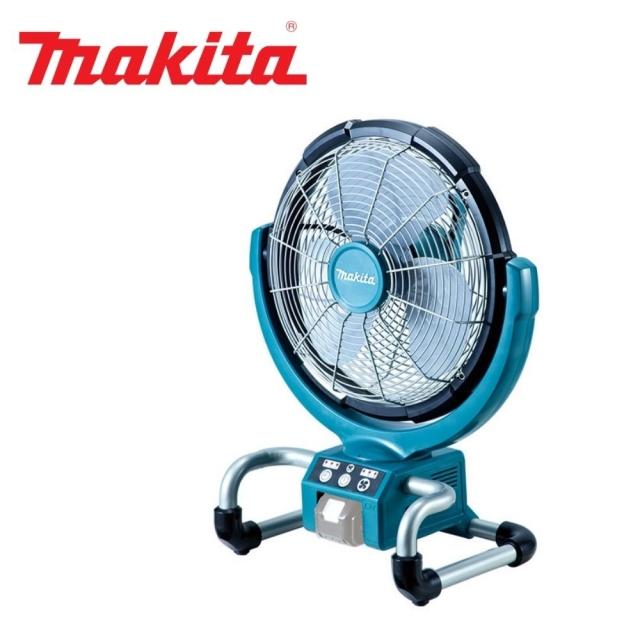 【MAKITA 牧田】18V 14.4V充電式電風扇 交直流兩用-單主機(DCF300Z)
