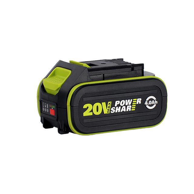 WORX 威克士 綠標 4.0Ah鋰電電池 WA3595