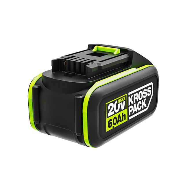 WORX 威克士 綠標 6.0Ah鋰電電池 WA3401
