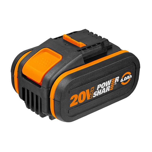 WORX 威克士20V 橘标鋰電池4Ah (WA3553)