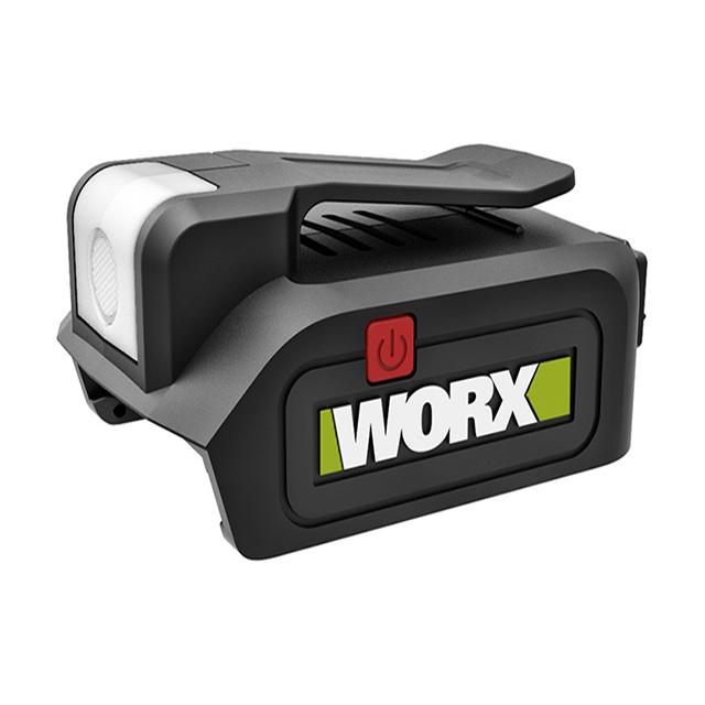 WORX 威克士 USB充電 LED照明 多用转接座 (WU020)