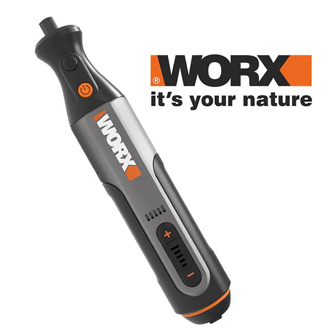 WORX 威克士8V 迷你鋰電刻磨機 WX106