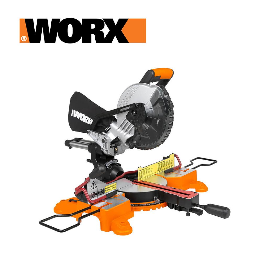WORX 威克士 多角度木工切割機/切割台 WX845.9 (空機)