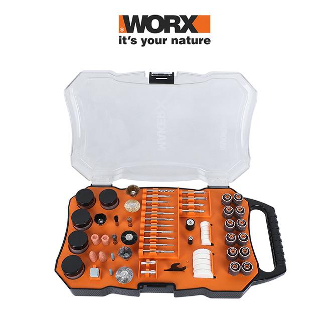 WORX 威克士 雕磨機配件 201件套 WA7208