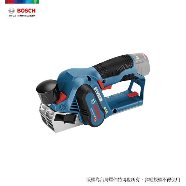 Bosch 12V 鋰電免碳刷電刨刀 GHO 12V-20