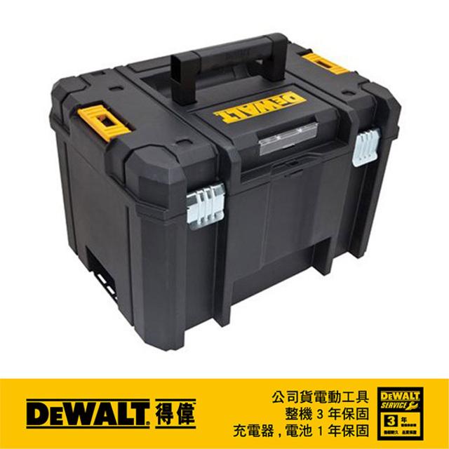 美國 得偉 DEWALT 變形金剛系列 深型工具箱 DWST17806