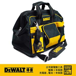 """美國 得偉 DEWALT 16""""大開口工具袋 DWST74727-8"""