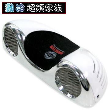 EVERCOOL 勁冷超頻家族 靜音雙風扇防手汗護腕墊(白色)