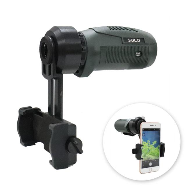 VORTEX SOLO MONO 10X36 UPN手持望遠鏡攝影組合(含手機攝影架座)
