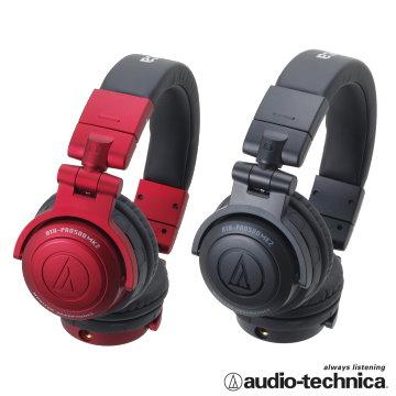 熱情DJ放送的耐用款鐵三角 ATH-PRO500MK2 DJ用高音質頭戴監聽耳機