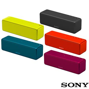 SONY高音質震撼NFC藍牙揚聲器SRS-HG1(公司貨)