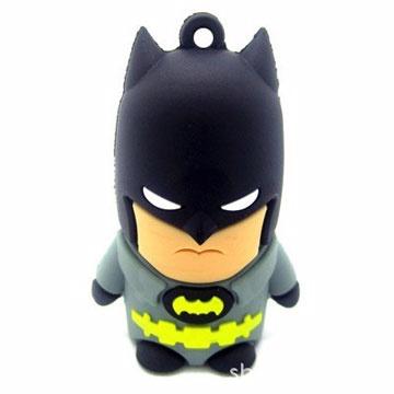 英雄系列隨身碟 -蝙蝠俠