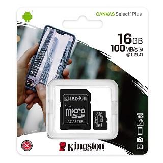 Kingston 金士頓 microSDHC 16GB class10 記憶卡