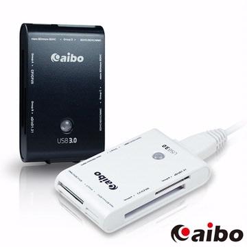 aibo USB3.0 全方位多功能讀卡機