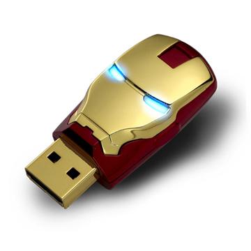 鋼鐵人3系列造型USB敬請期待★獨家收藏MARK6!!InfoThink【Avengers鋼鐵人造型隨身碟】8GB