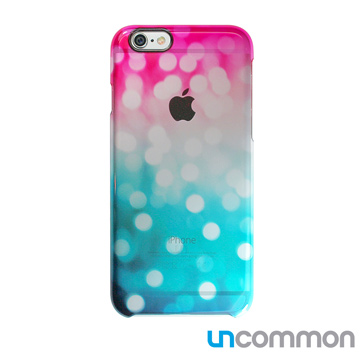 Uncommon Clearly系列  iPhone6保護殼- Bokeh Blush