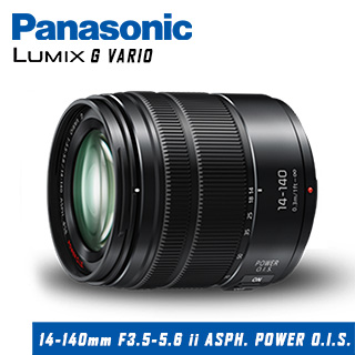 Panasonic LUMIX G VARIO 14-140mm F3.5-5.6 ASPH. POWER O.I.S. 鏡頭 2代 公司貨