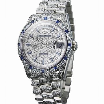 RN勞斯丹頓【97626MJ1-A4榮耀世紀】男銀腕錶