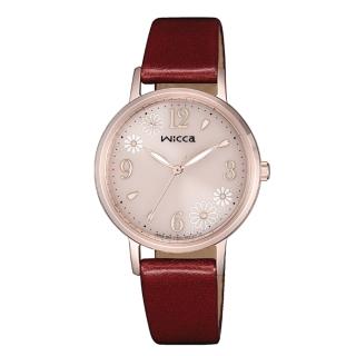 CITIZEN wicca廣告款太陽能腕錶KP5-166-90