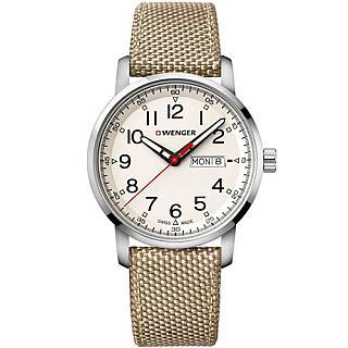 WENGER Attitude態度系列簡單生活時尚腕錶 01.1541.112