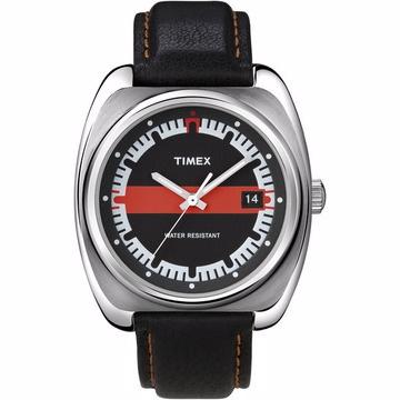 TIMEX 美國第一品牌 INDIGLO全面夜光指針表 38mm/天美時/SV/一鈕全控/防水/T2N585 現+排單/免運!