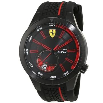 FERRARI 法拉利時尚流行速度運動錶/紅/0830339