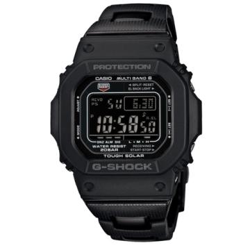 CASIO G-SHOCK/領先潮流太陽能電波運動腕錶/GW-M5610BC-1